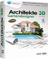 Architekt 3D X7.5 Gartendesigner für Macintosh®
