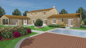 Modern European Villa 1
