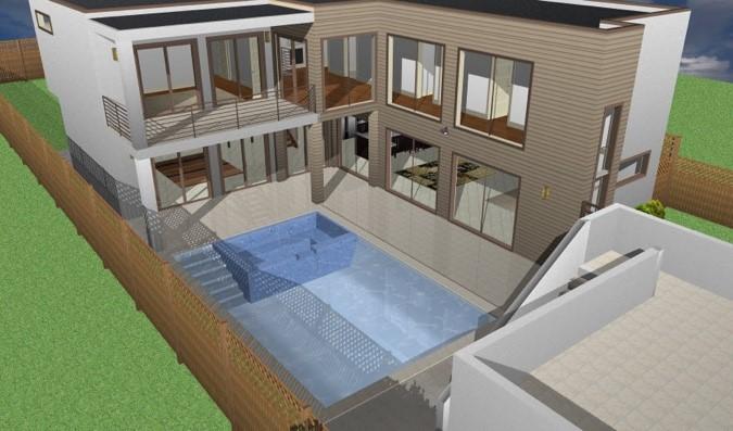 Fenstergestaltung mit Architekt 3D©