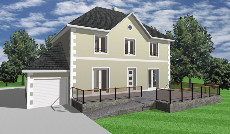 Gallerie Architecte 3D 4