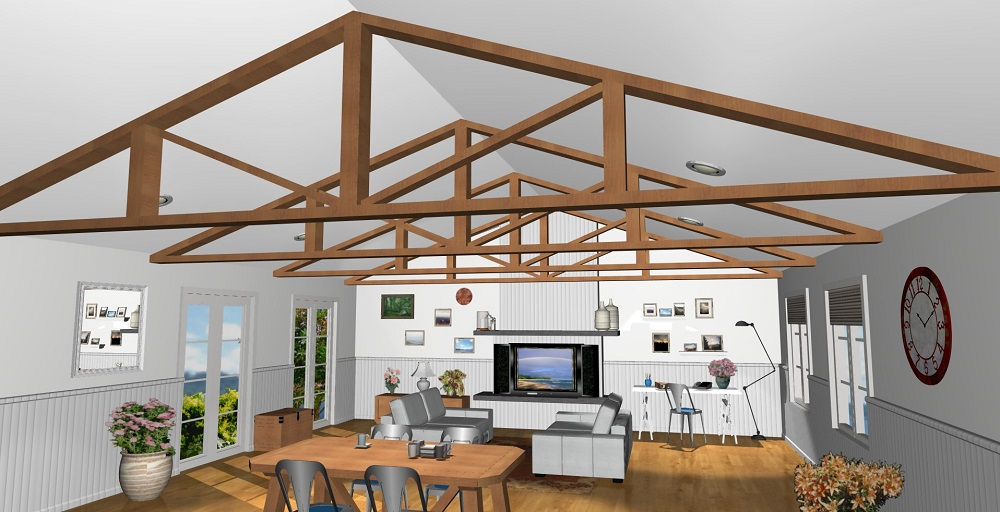 Open Plan Architekt 3D