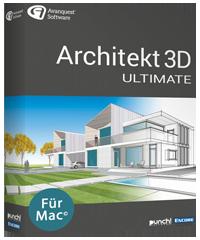 Herunterladen Architekt 3D Ultimate für Mac