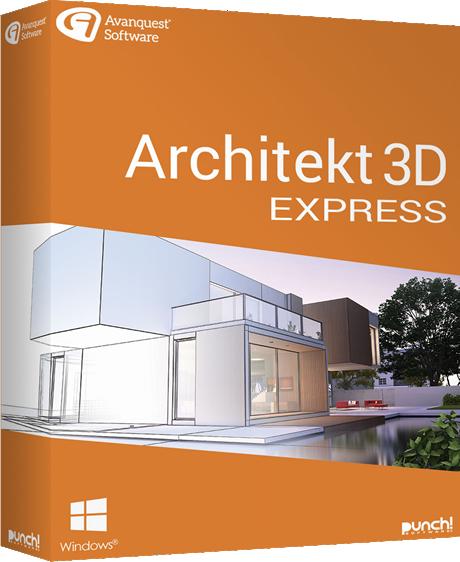 Herunterladen Architekt 3D Express