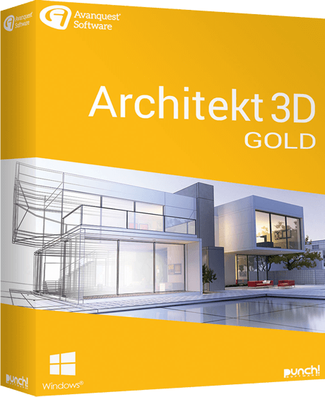 Herunterladen Architekt 3D Gold