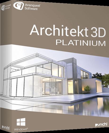 Herunterladen Architekt 3D Platinum